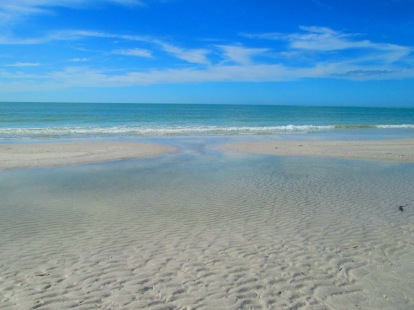 In 2005, Fort DeSoto was named America's Best Beach!